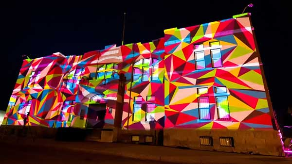 Partnered with Studio Post and Incite Marketing Allstar Show Industries collaborated to provide an amazing ACE Award winning show for the 30th anniversary of YESS in Edmonton utilizing Video Projection.